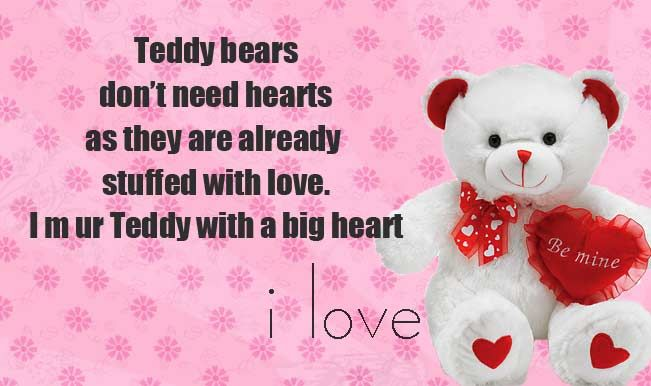 Teddy Day Love Quotes thumbnail
