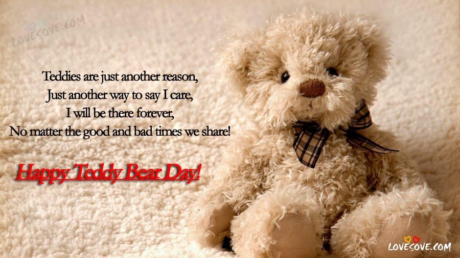 Teddy Day Sms Tumblr thumbnail