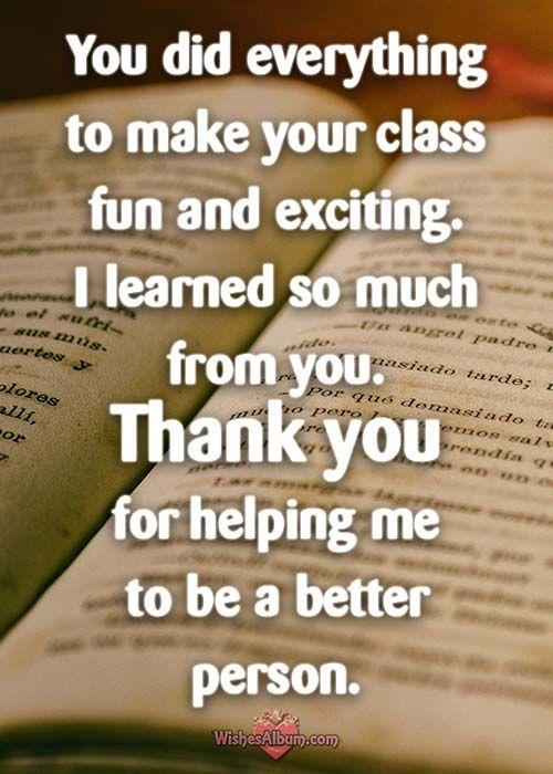 Thanks To My Teacher Quotes thumbnail