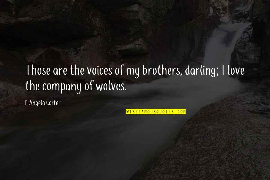 The Company Of Wolves Quotes Facebook thumbnail