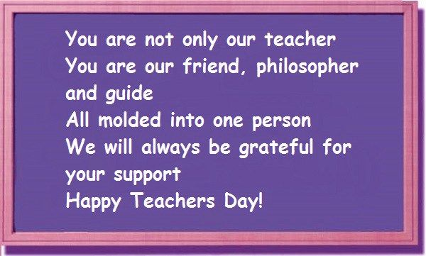 Thought Of The Day Teachers Facebook thumbnail
