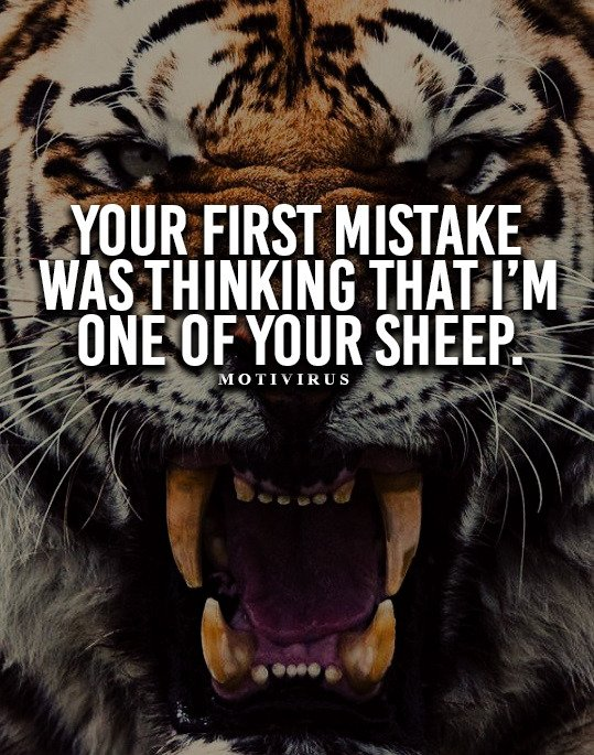Tiger Motivational Quotes thumbnail