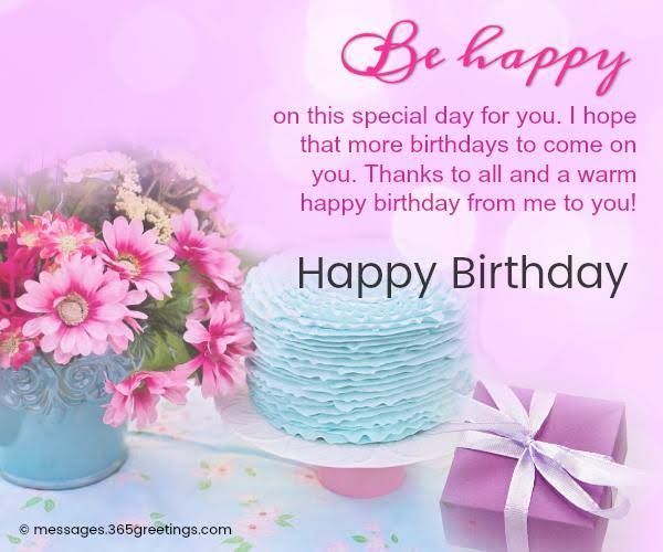 Today Is A Special Day Birthday Quotes Pinterest thumbnail
