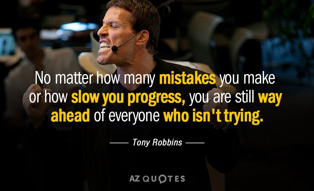 Tony Robbins Leadership Quotes Pinterest thumbnail
