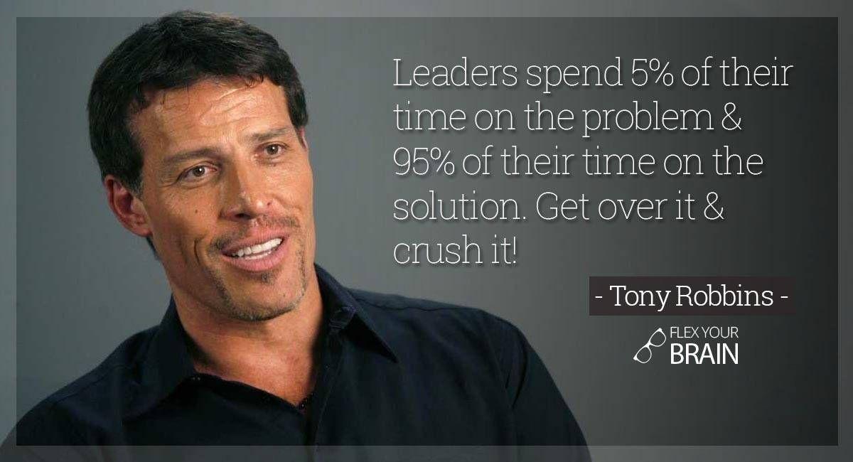 Tony Robbins Leadership Quotes Twitter thumbnail