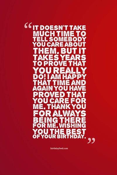 Touching Birthday Letter Friend thumbnail