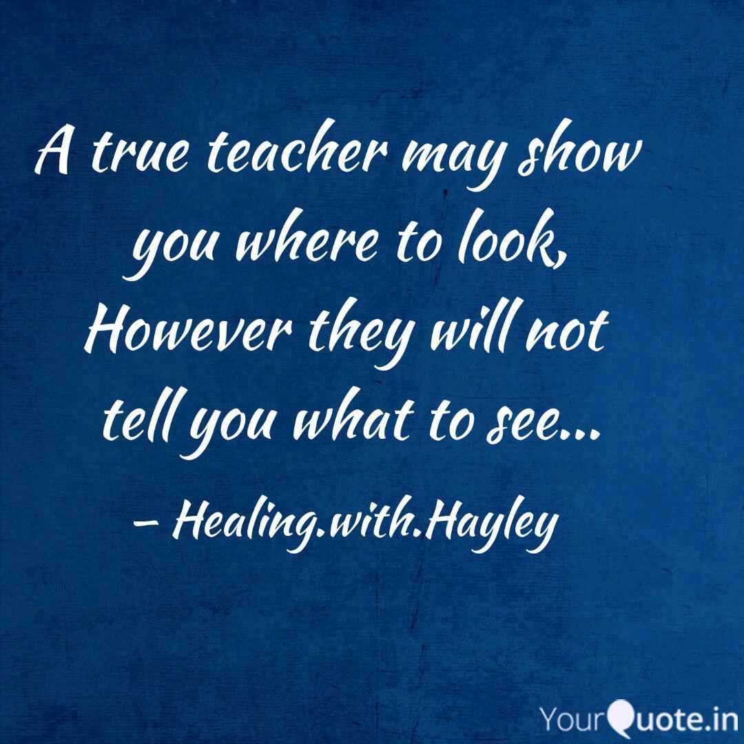 True Teacher Quotes Twitter thumbnail