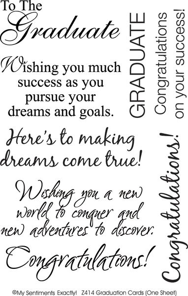 University Graduation Cards Messages thumbnail