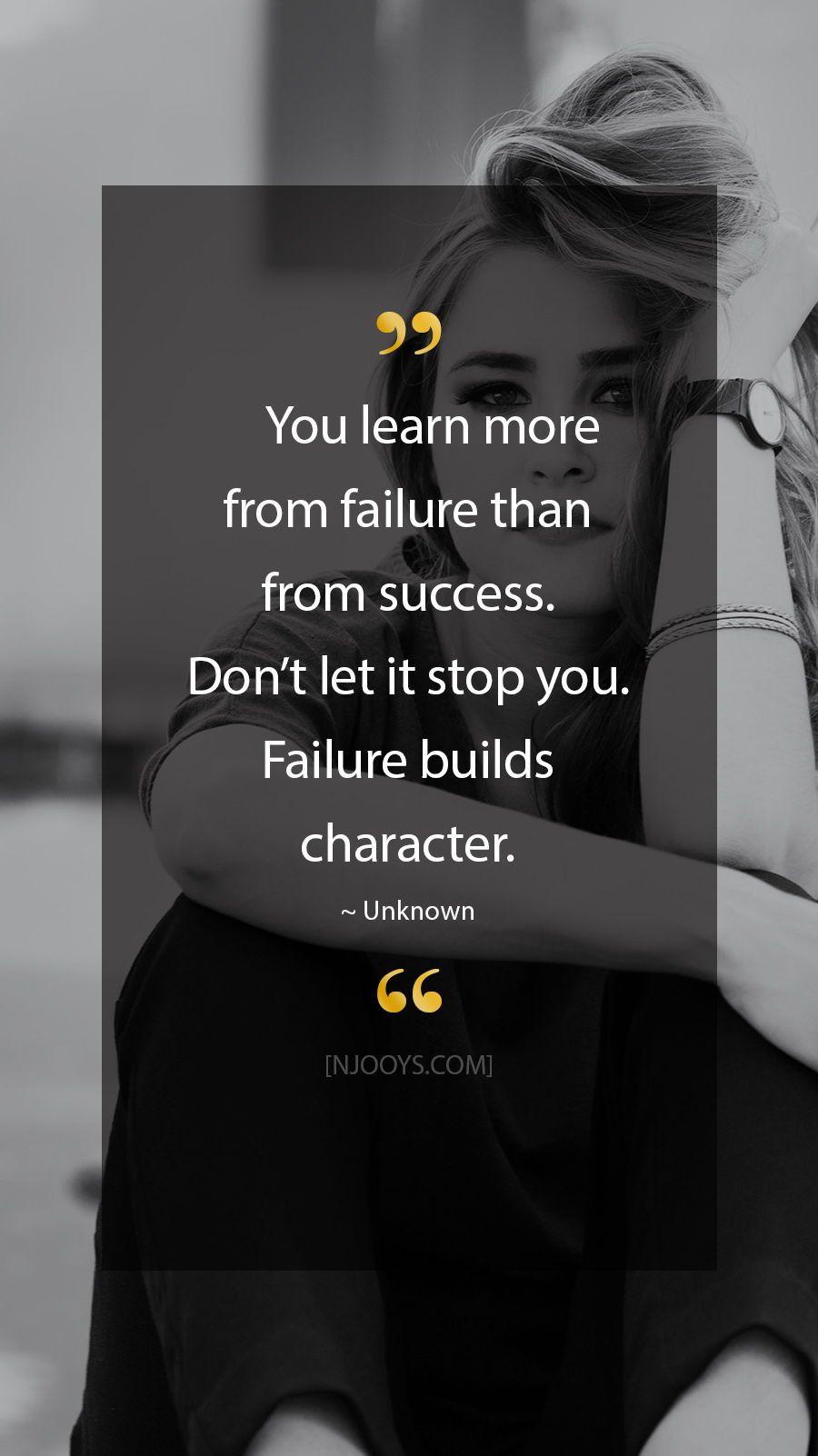 Unknown Quotes About Success Pinterest thumbnail