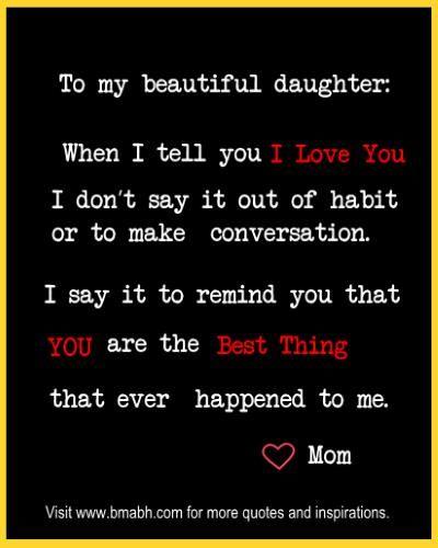 Uplifting Daughter Quotes thumbnail