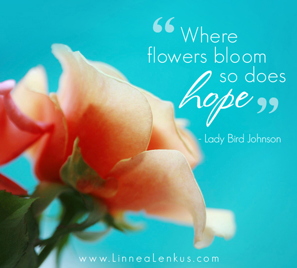 Uplifting Flower Quotes Twitter thumbnail