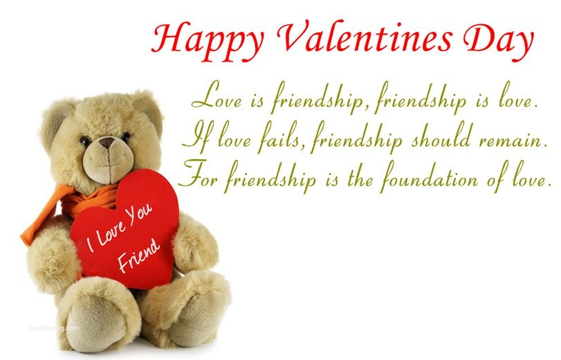 Valentines Day Greetings For Friends Twitter thumbnail