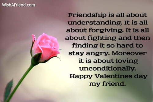 Valentine's Day With Friends Quotes Tumblr thumbnail