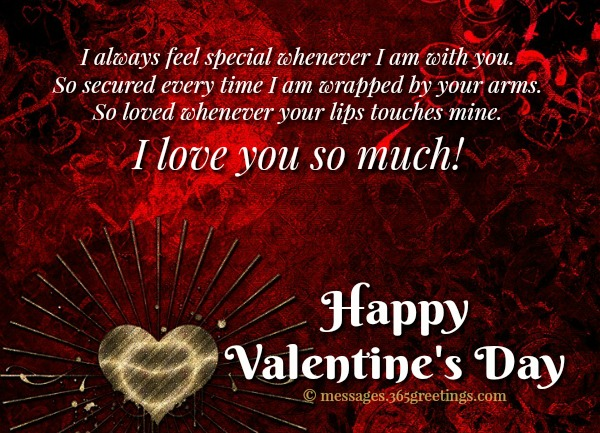 Valentines Greetings For Boyfriend Facebook thumbnail