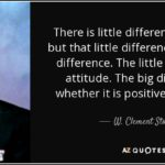 W Clement Stone Quotes Twitter