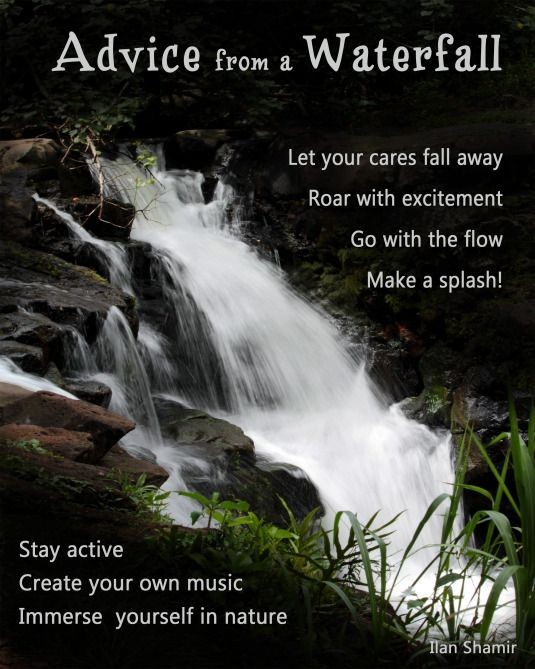 Waterfall Wednesday Quotes Pinterest thumbnail