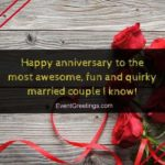 Wedding Anniversary Wishes Pinterest