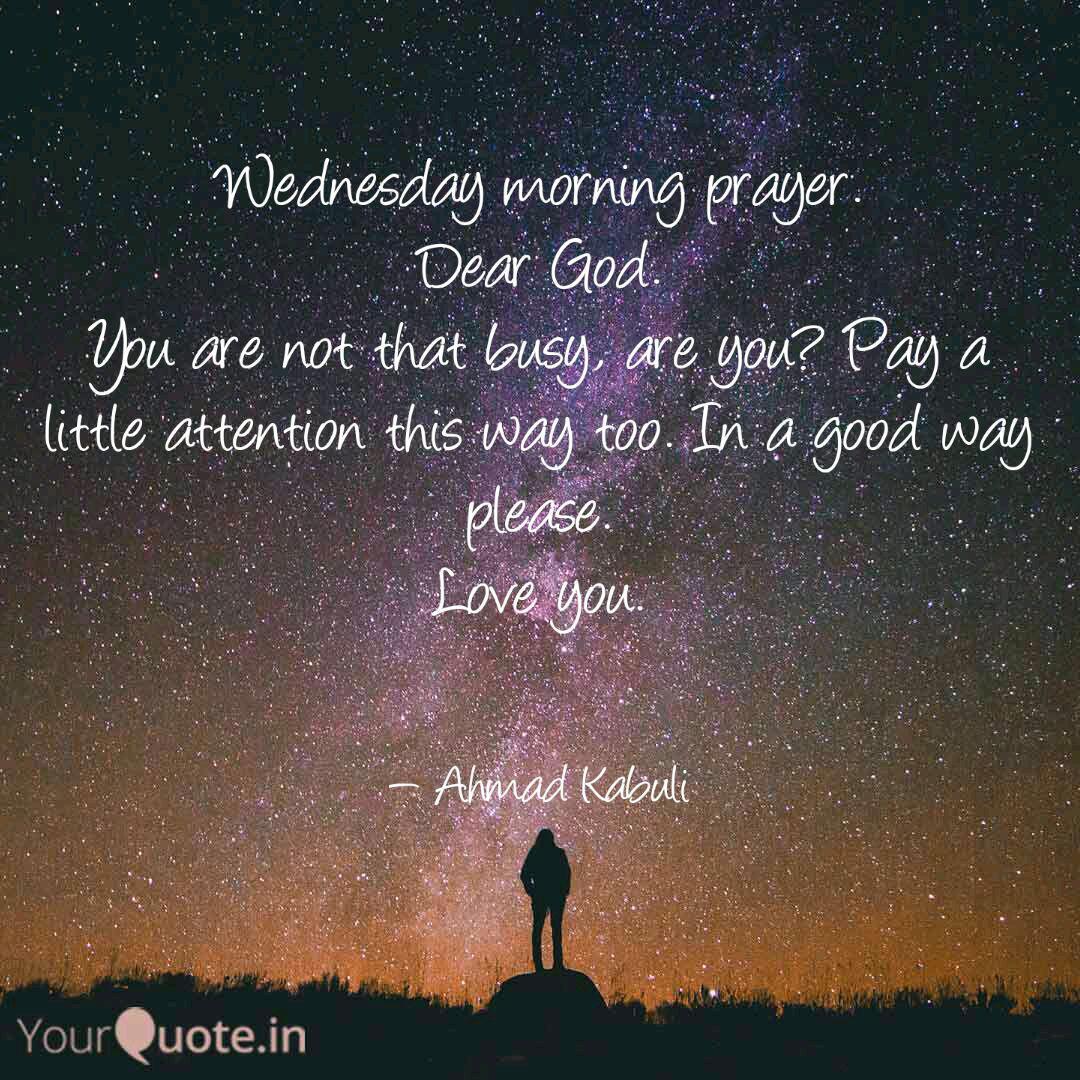 Wednesday Morning Prayer Quotes Tumblr thumbnail