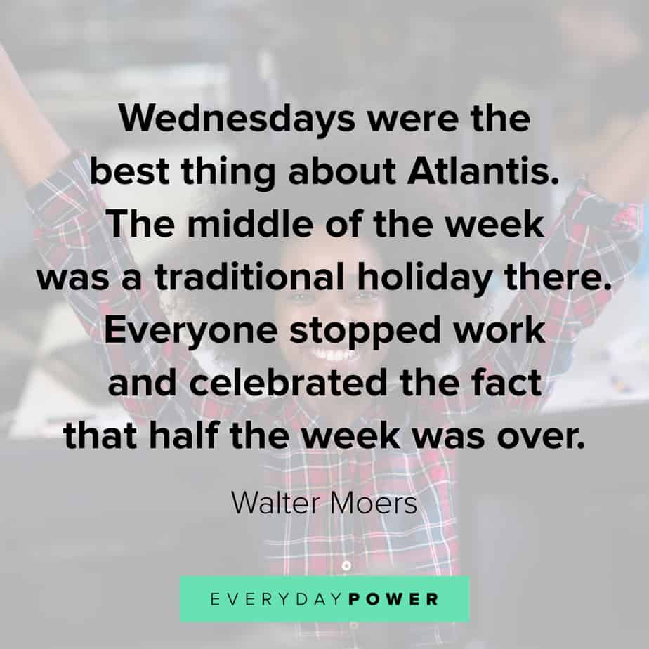 Wednesday Quote For The Day Tumblr thumbnail