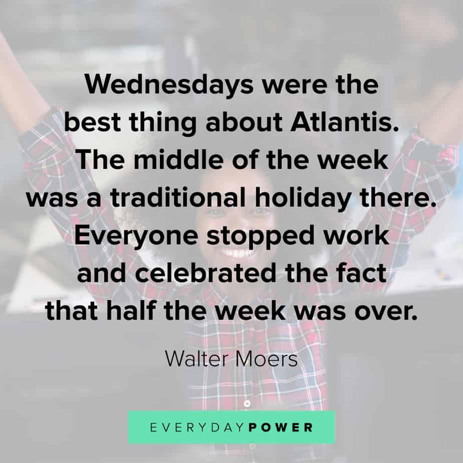 Wednesday Work Day Quotes Tumblr thumbnail