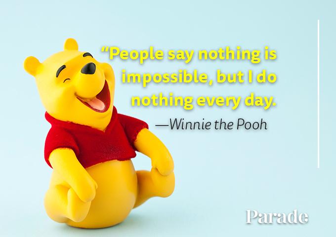 Winnie The Pooh Balloon Quote Tumblr thumbnail