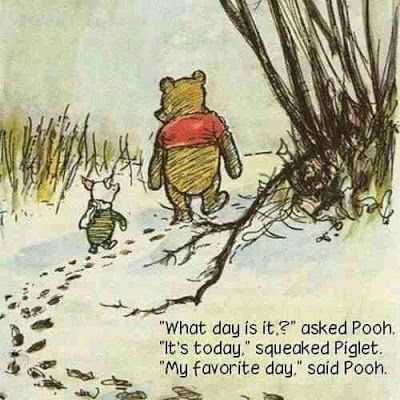 Winnie The Pooh Wednesday Quote Twitter thumbnail