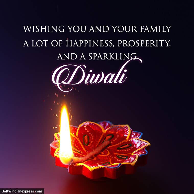Wish You Happy Diwali Facebook thumbnail