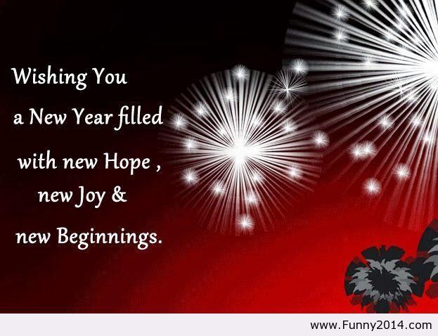 Wish You Happy New Facebook thumbnail