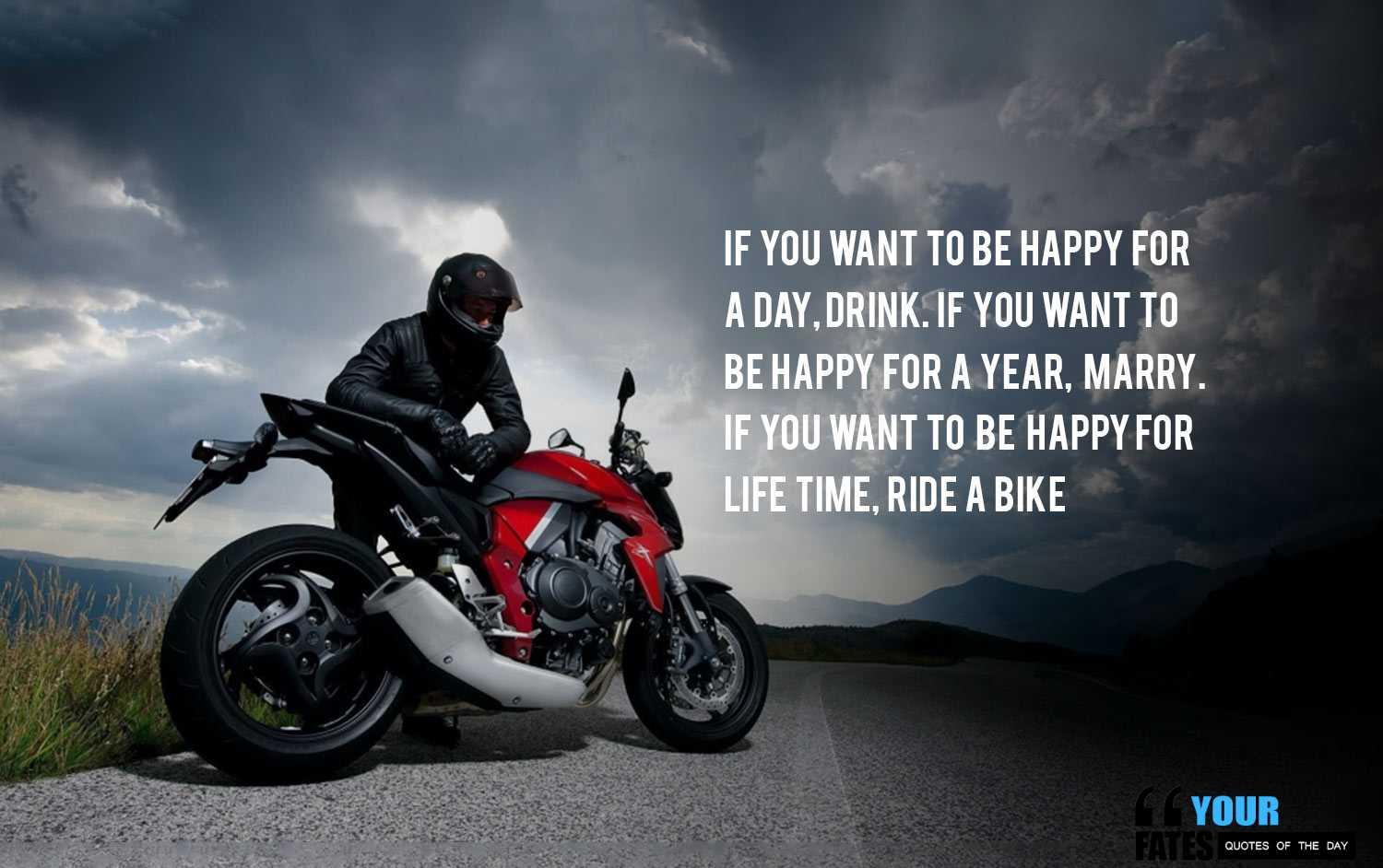 Woman Riding Motorcycle Quotes thumbnail