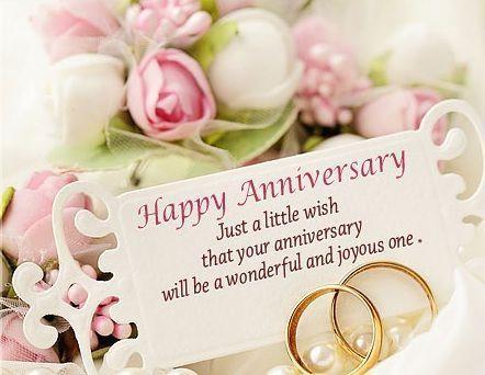 Wonderful Anniversary Wishes Facebook thumbnail
