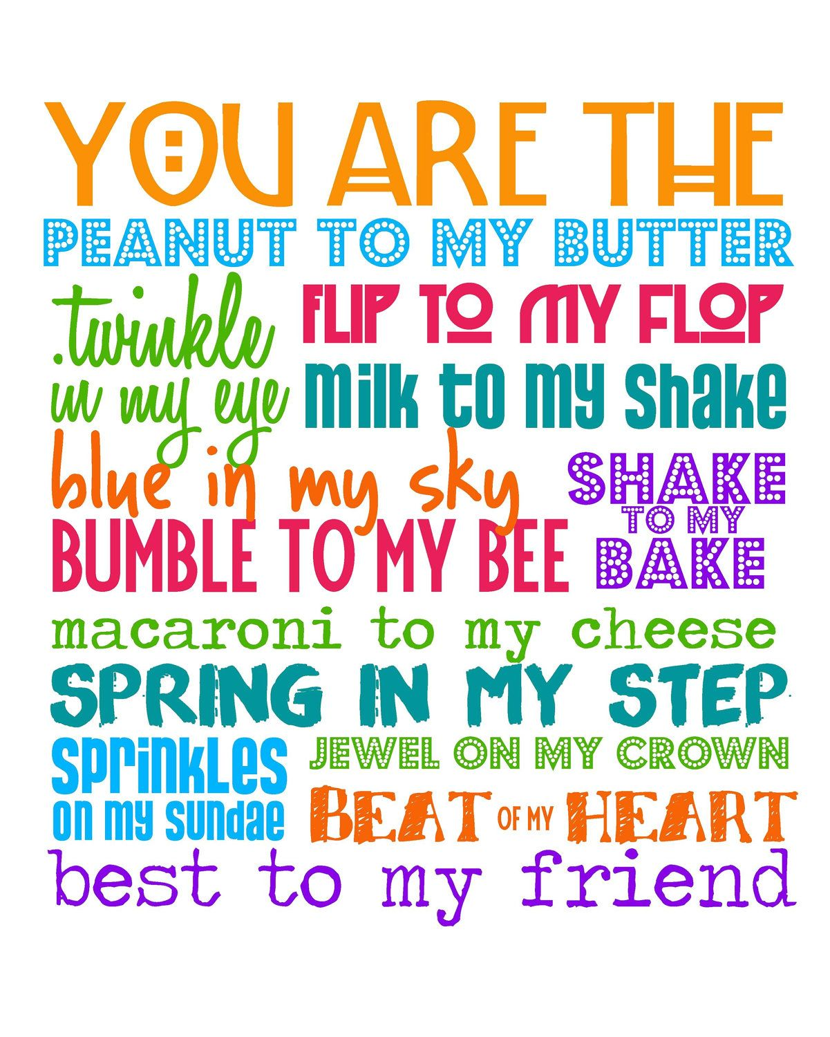 You Are The Peanut To My Butter Quotes Tumblr thumbnail