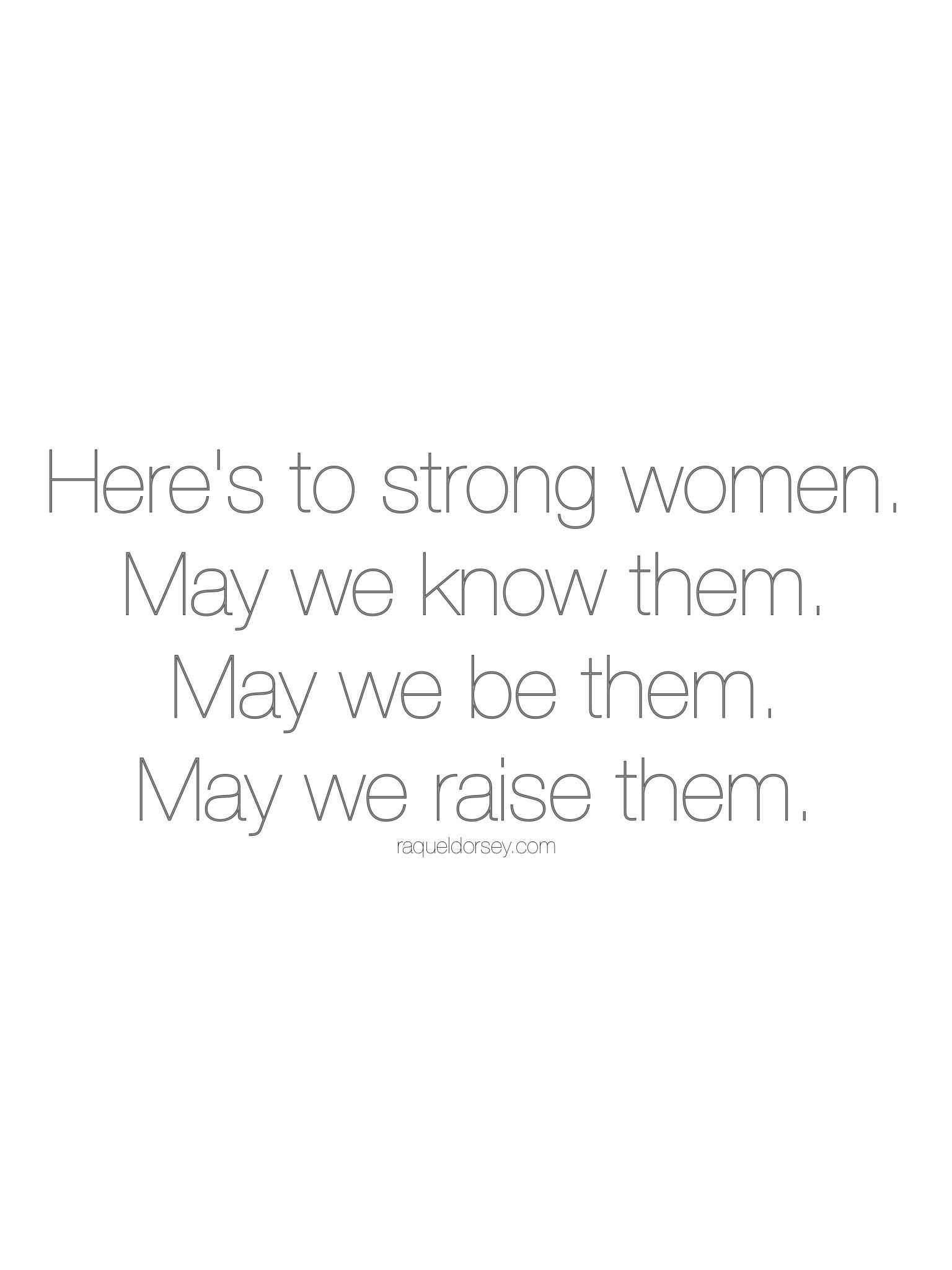 You Are The Strongest Woman I Know Quotes Tumblr thumbnail